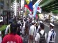 【2017/5/7】反日議員・有田ヨシフ糾弾デモ!in池袋 2/4